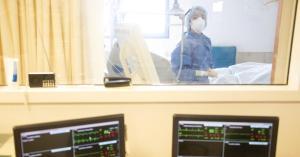 28χρονη «αναφορά» μεταξύ των ασθενών που γίνονται δεκτοί
