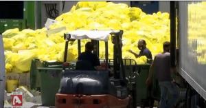 """Υγιεινή """"βόμβα"""" μπροστά από το νοσοκομείο Λευκωσίας (VIDEO)"""