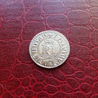 Phil II Half Reale 1