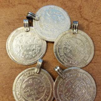 Viking Jewelery Dirhem Necklace
