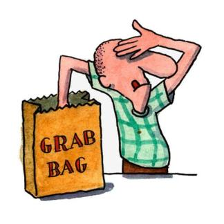 Relaunch Grab Bag Special