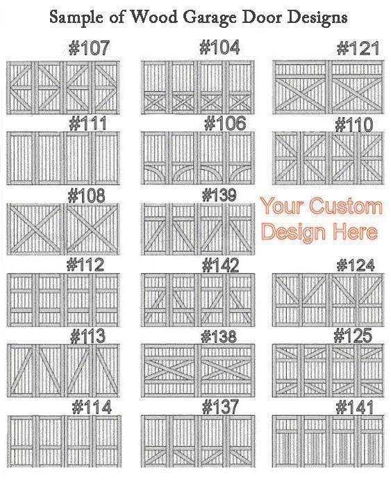 Wood-Garage-Door-Designs