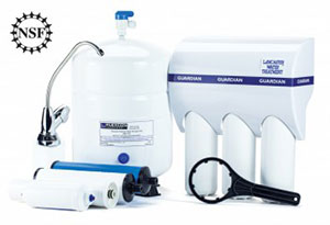 Lancaster Water Treatment Reverse Osmosis System