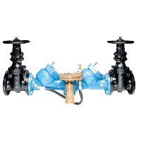 Watts Commercial RPZ Backflow Preventer