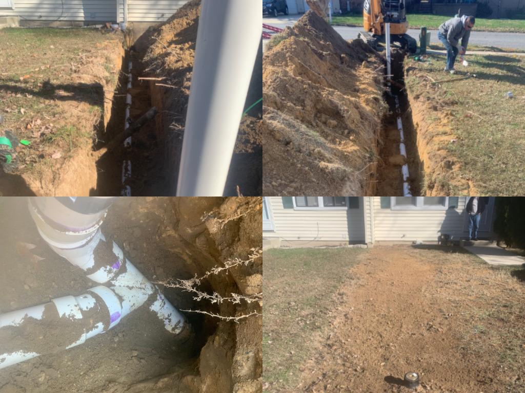 Sewer Service Repair - Pasadena