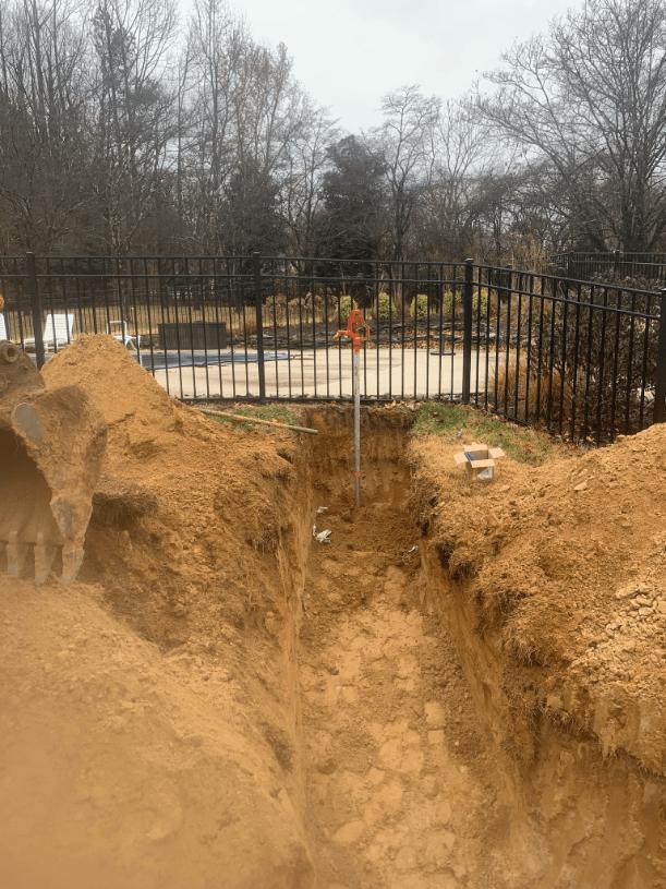 Pool Yard Hydrant