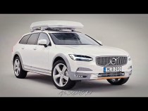 ALL-NEW 2018 Volvo V90 Cross Country – Everything You Ever Wanted to See!!