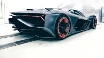 Lamborghini Launched Terzo Millennio – Electric Super Sports Car