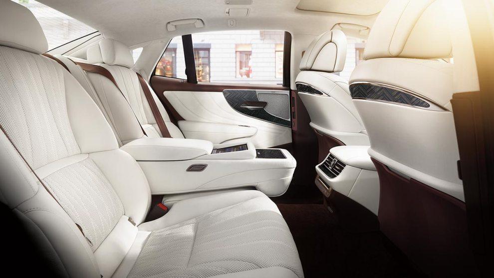 2020 Lexus LS 500 INTERIOR Design | EXECUTIVE STYLE – ALL ...