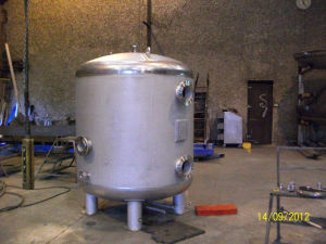 Stainless-steel-pressure-vessel