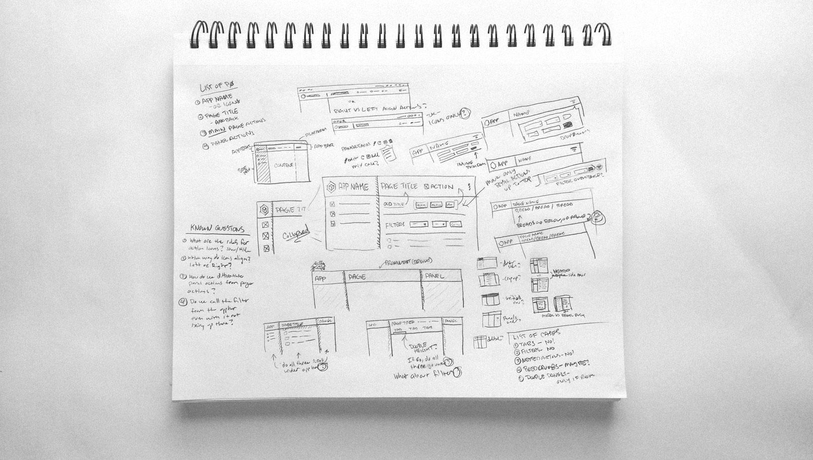 appbar-sketches