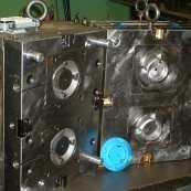 Medical Molds Hot Runner Cartridge Base