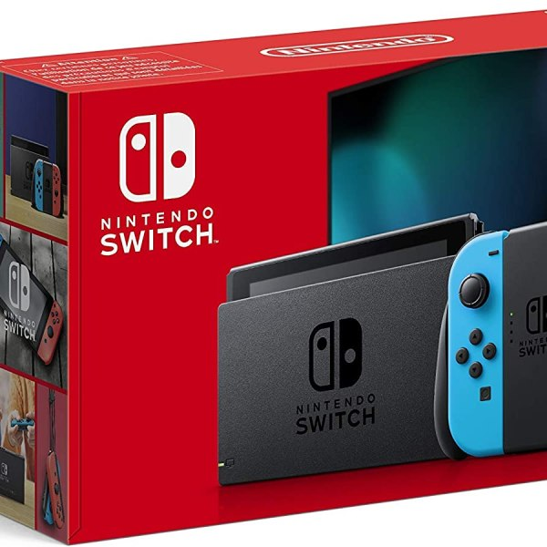 Console Nintendo Switch avec Paire de Joy -Con +10 Jeux Intégrés Abidjan Côte D'ivoire