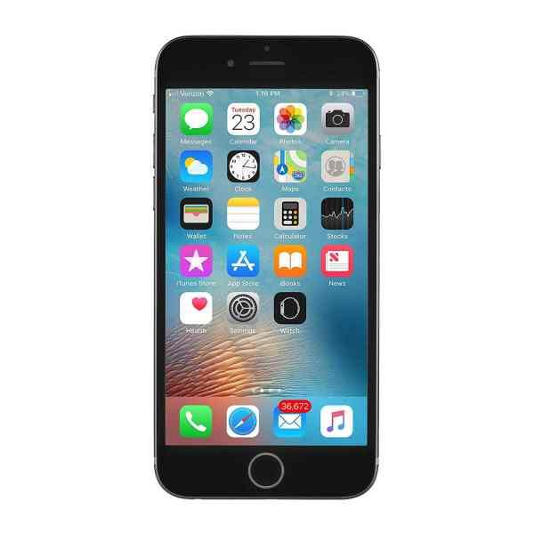 iPhone 6 couleur Noir Abidjan Côte D'ivoire