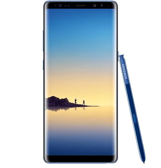 Samsung Galaxy note 8 64Go de mémoire, 1SIM, 6GB RAM Abidjan Cote D'ivoire