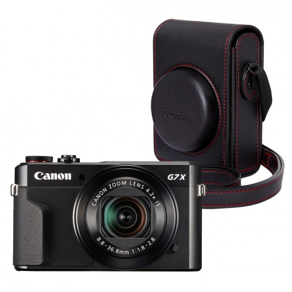 Camera Canon PowerShot G7 X Mark II Premium Kit Abidjan Côte D'ivoire