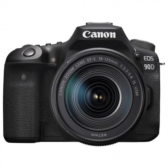 Camera Canon EOS 90D + 18-135mm IS USM Abidjan Côte D'ivoire