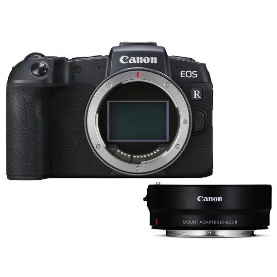 Camera Canon EOS RP + EF-EOS R Abidjan Côte D'ivoire