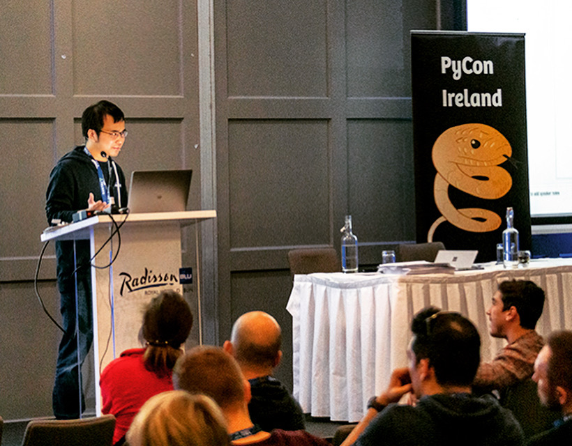 2019 Python Ireland Conference Dublin