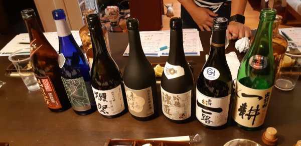 ACTIVITIES HIGHLIGHT – 酒友聚會 Sake之夜 14 Mar 2021