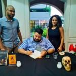 Sessão de autógrafos