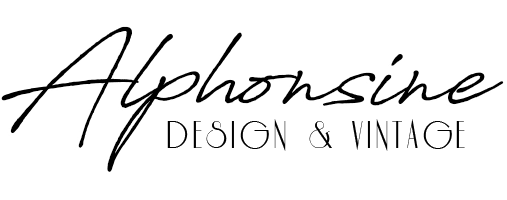 Alphonsine Boutique – Vintage & Design