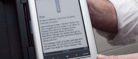 Sony's new eBook readers: first-look review