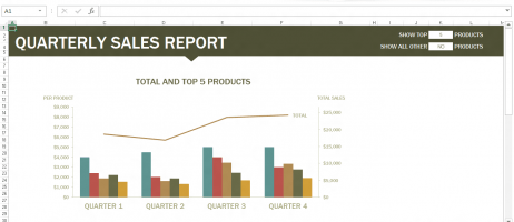 Microsoft Excel 2013 review: first look