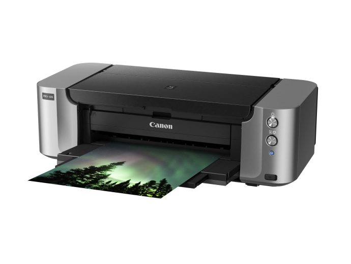 Canon Pixma Pro-100 - the ultimate inkjet for professional prints