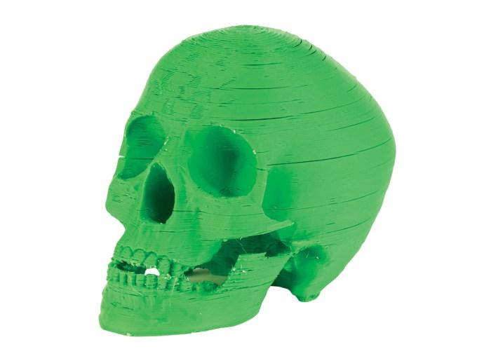 CEL Robox - 3D skull print