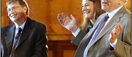 Billionaire Buffett gives billions to the Gates Foundation