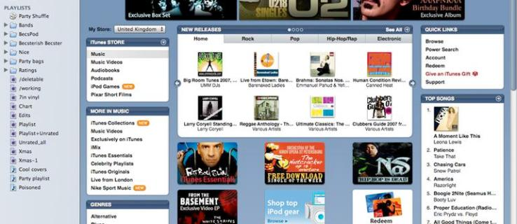 EU charges Apple over iTunes pricing