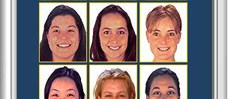 Faces replace passwords