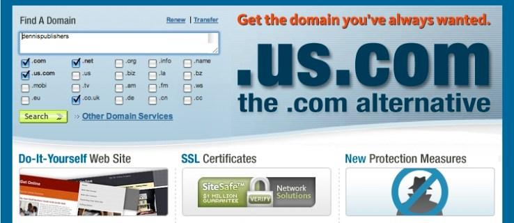 Company defends internet address grab