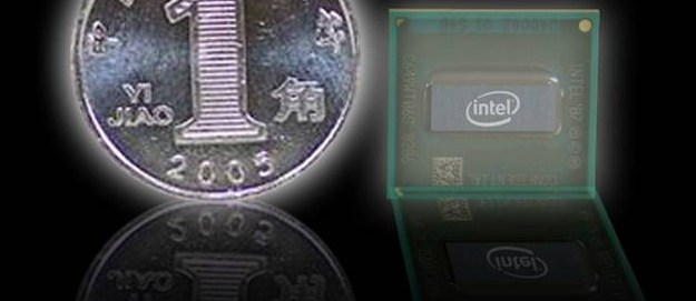 New Intel handheld chip