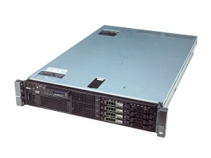 Dell PowerEdge R710 front
