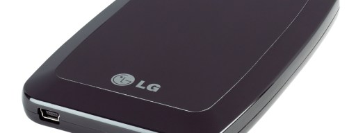 LG External HDD XD2