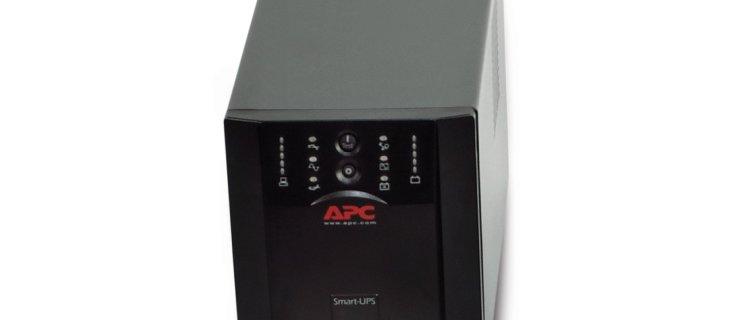 APC Smart-UPS 1000VA review