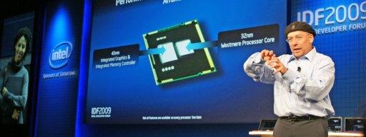 Mooley Eden introduces the twin-die Arrandale mobile processor