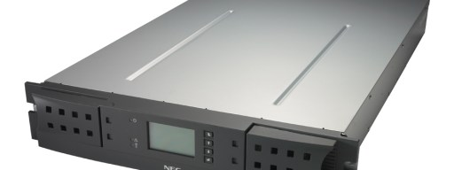 NEC T16A2 Tape Library