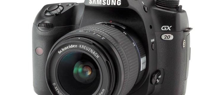 Samsung GX-20 review