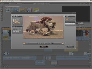 Pinnacle Studio 14 HD import utility