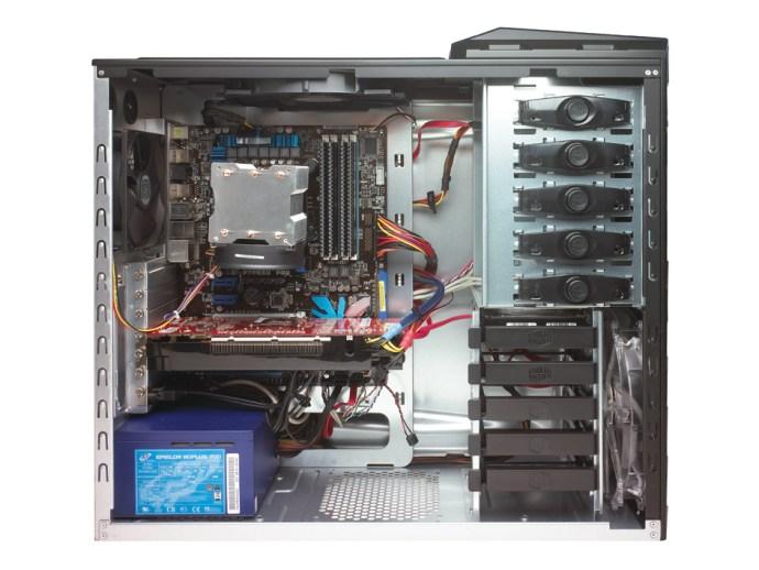 PC Specialist Vortex 860GTX