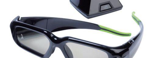 Nvidia 3D glasses