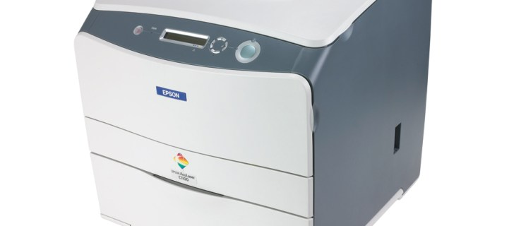 Epson AcuLaser C1100 review