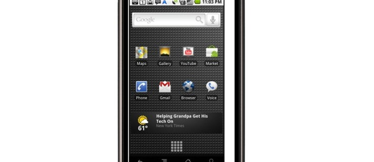 Google's Nexus One meets cool reception