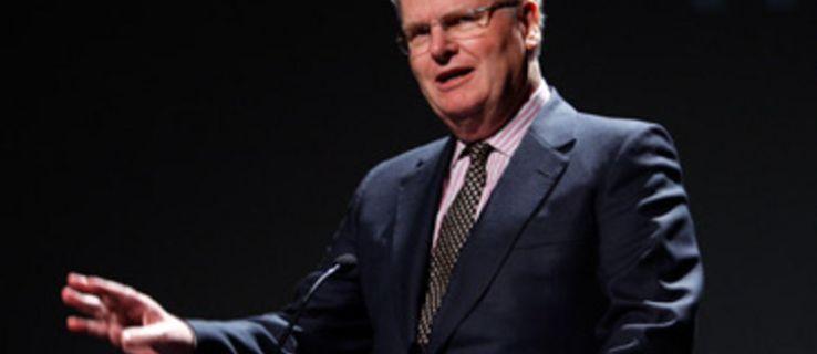 Sir Howard Stringer, Sony president