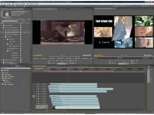Adobe Premiere Pro CS5 Mercury Playback Engine