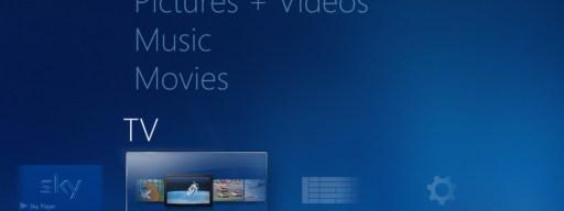 Windows 7 Media Center