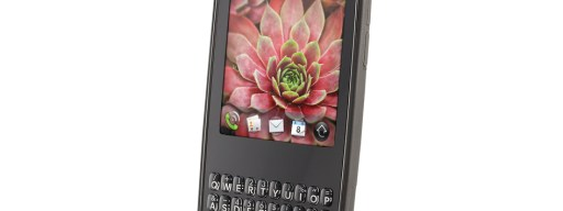 Palm Pixi Plus front view